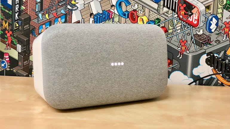 Google Home Max review: Sound this good comes at a price Review   ZDNet