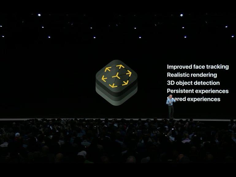 iOS 12: ARKit 2