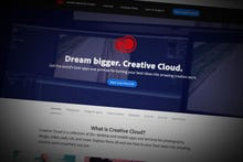 Try for free: Adobe Creative Cloud