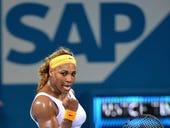 Women's tennis breaks the serve with Big Data