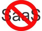 Say no to SaaS logo