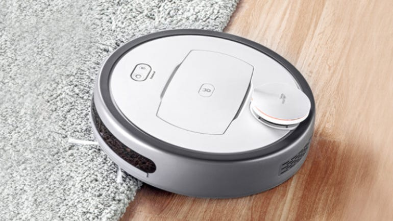 Hands on with the Puppyoo R6 Home robot vacuum Stylish design, but the app needs work zdnet