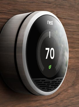 Nest thermostat now available from Apple Store - Jason O'Grady