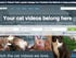 "25. Vimeo embraces cats with ""Vimeow"""