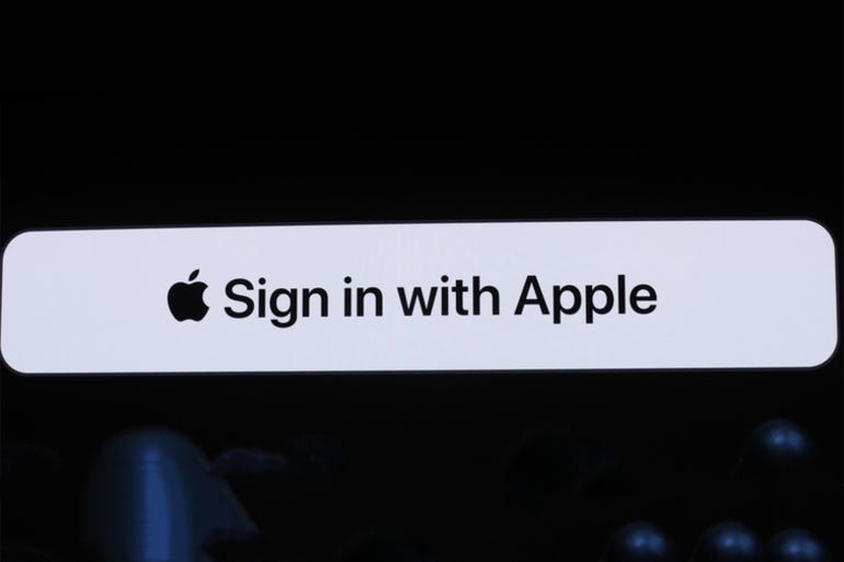 WWDC 2019: Securely log-in with Apple