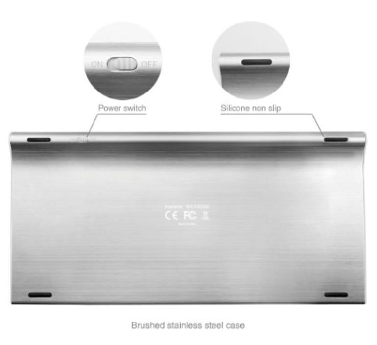 Review: Inateck universal Bluetooth keyboard BK1003E ZDNet