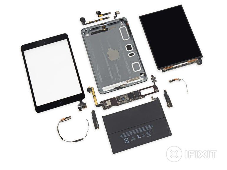 iPad Mini Retina display teardown - Jason O'Grady