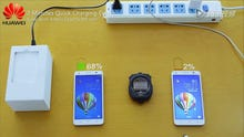 Better battery life? Huawei says its lithium-ion smartphone cell charges 10 times faster