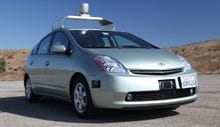 Google's self-driving cars involved in 11 crashes