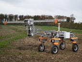 Smart farming: This weed-hunting robot is taking to the fields
