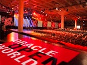 Ellison keynote at OOW: it's about speed and cost