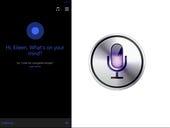 App shootout: Siri or Cortana - which is best?