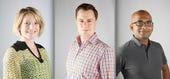 Sparkline's founders (L-R): Aleetza Senn, Timo Josten, Vinoaj Vijeyakumaar