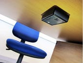 How would you react to IoT motion-trackers under your desk? These staff fought back