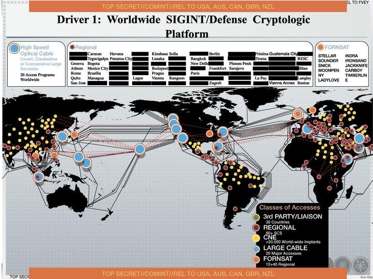NSA malware CNE NRC