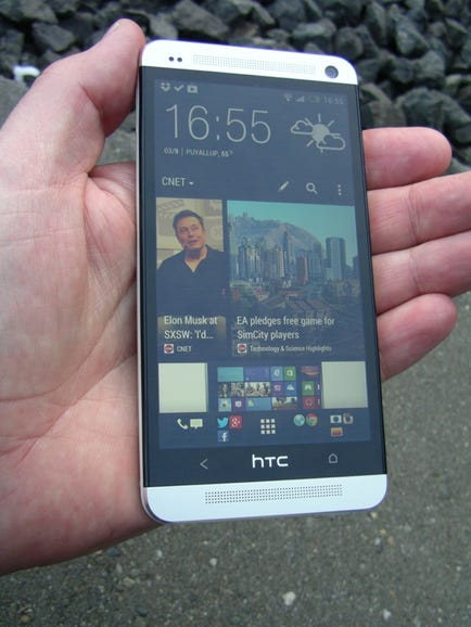 The HTC One sets the bar for today's high end smartphones