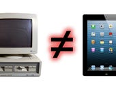 Here's why PCs and post-PC devices are different things (and why they need to stay that way)