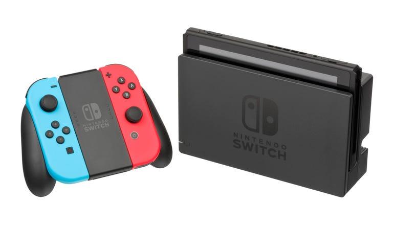 2017: Nintendo Switch