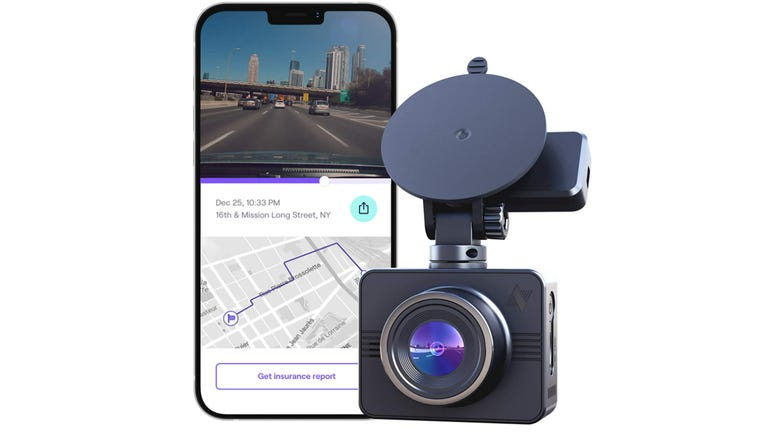 Nexar Beam dash cam review super simple dash cam with an easy-to-configure app zdnet