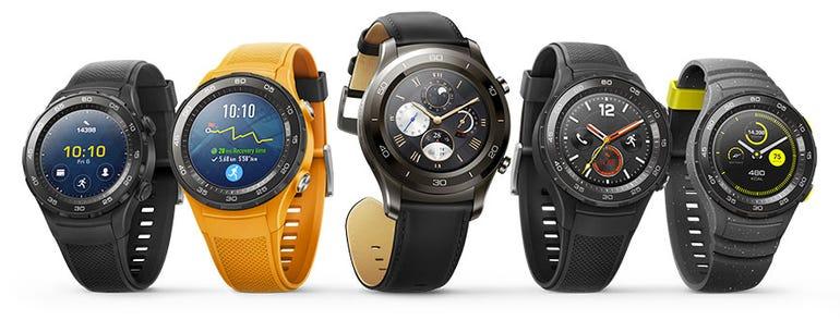 2017 Huawei Watch 2
