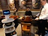 LG deploys service robot in Seoul restaurant