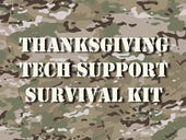 Check out our Thanksgiving tech support survival guide (2019 edition)