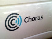 Chorus reports lower profit, asks for regulatory certainty