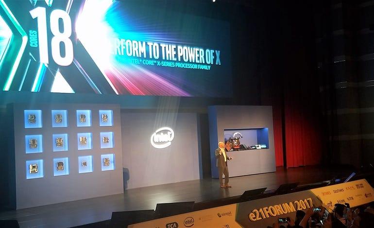 Intel Computex Gregory Bryant