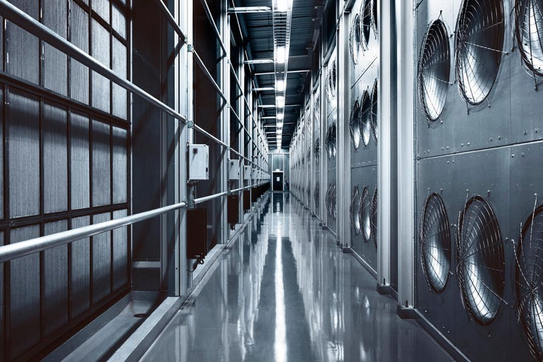 Empty datacenters