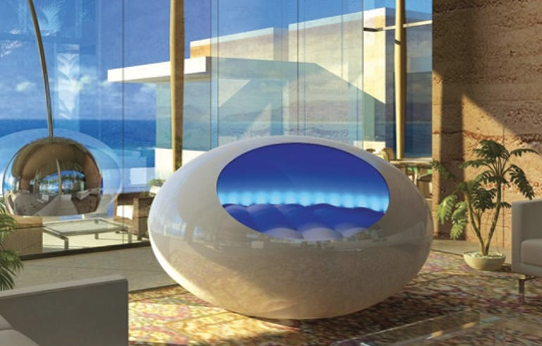 The Tranquility Pod