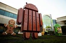 Google unloads more Android treats: KitKat, Nexus 5