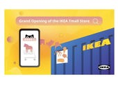 IKEA assembles first third-party virtual store on Tmall