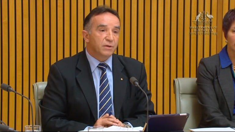 Liberal MP Andrew Nikolic