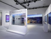 Samsung unveils transparent OLED 'video wall' concept