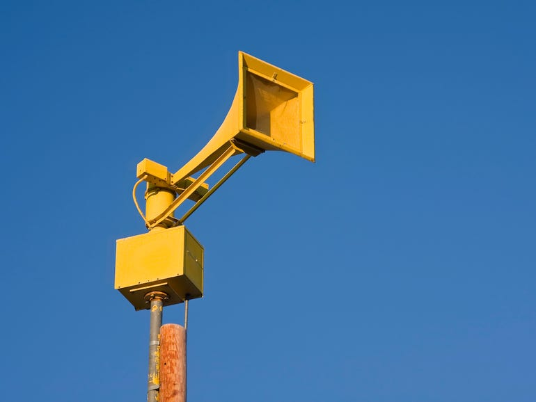 Dallas emergency siren system hack sets off a hundred sirens