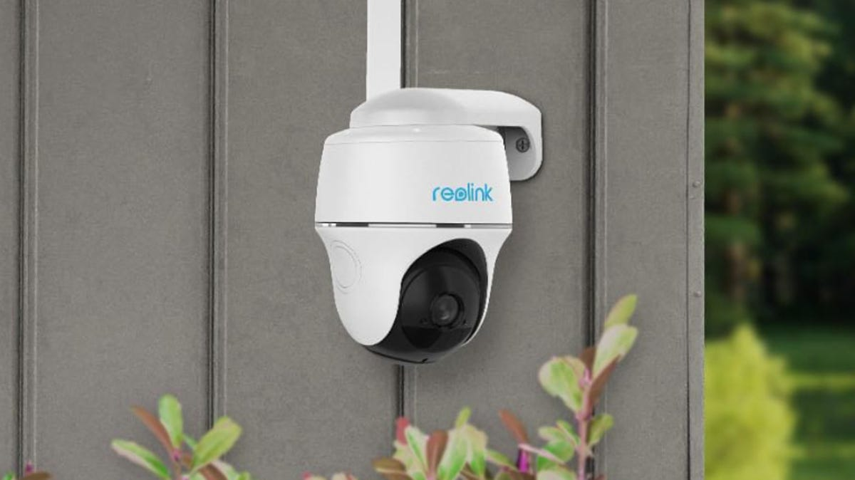 Reolink Go Pt Security Camera Review Surveillance In Far Flung Places Review Zdnet