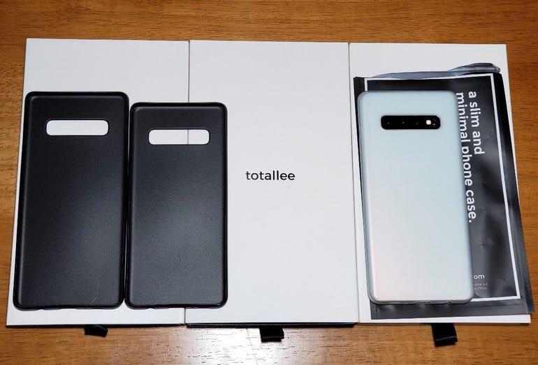 Totallee cases for Samsung Galaxy S10 and S10 Plus