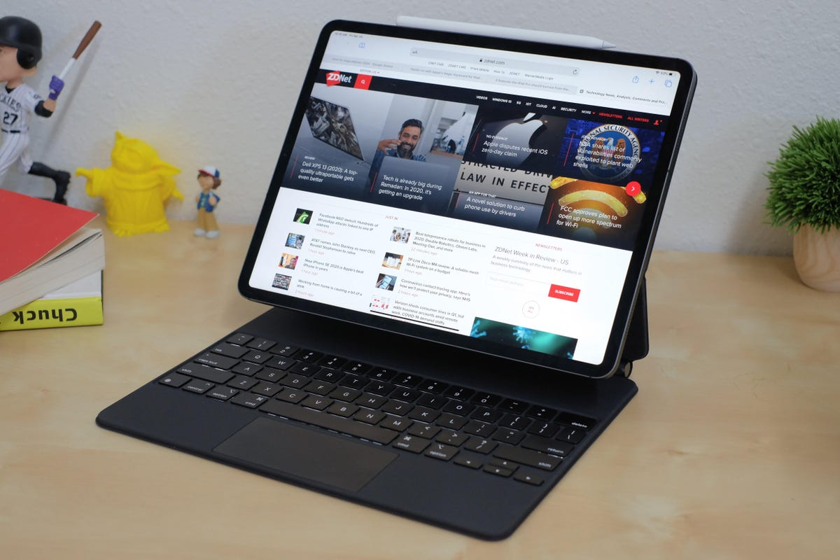 Le prochain iPad Pro sera équipé de Thunderbolt, d'un écran amélioré et pourrait arriver en avril