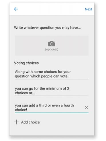 Fourvote app aims to find out what you really think ZDNet