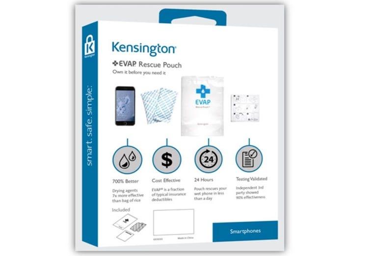 Kensington Evap rescue pouch