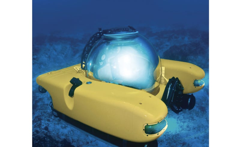 A personal submarine