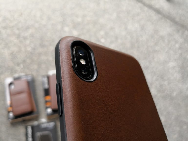Back and camera opening of the Rugged Case