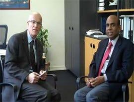 Kevin Bloch and Eliathamby Ambikairaja