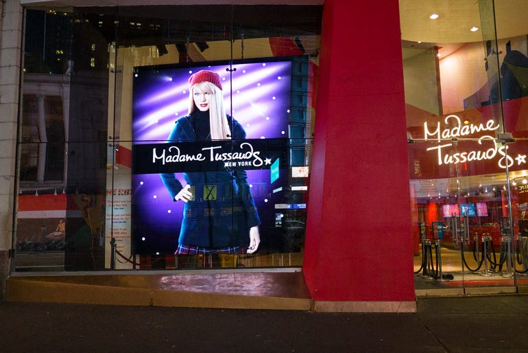 Madame Tussaud's, New York