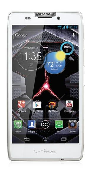 9. Motorola Droid Razr HD