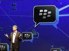 BlackBerry boosts enterprise IM with Microsoft Lync, Lotus support