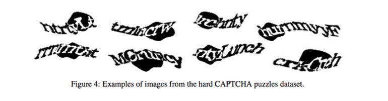 reCAPTCHA's hardest puzzles