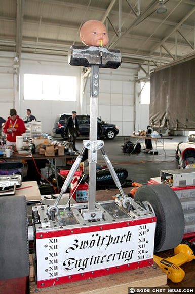 Robo decoaration