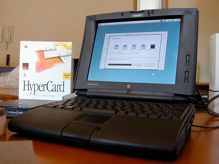 1987: HyperCard