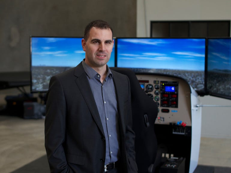 CKAS Mechatronics founder Chris Kasapis